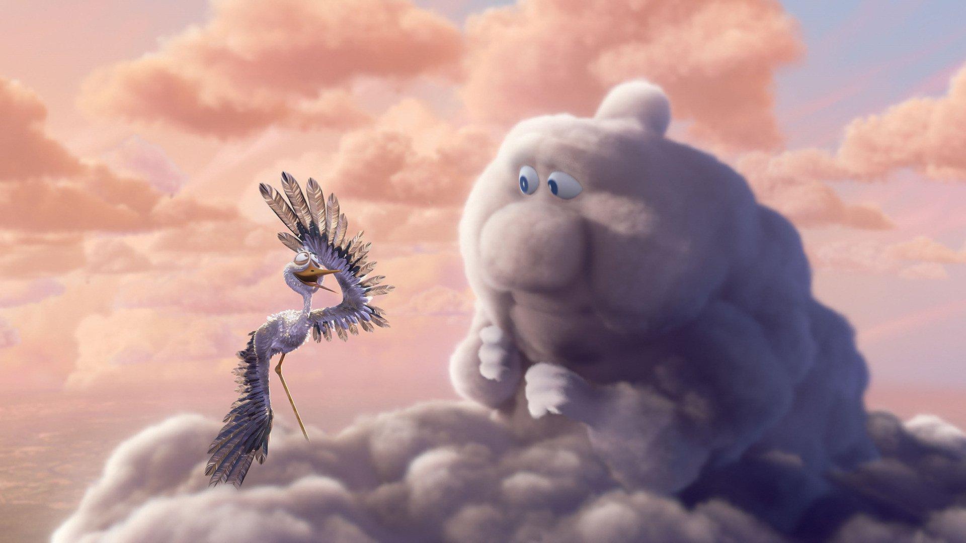 暴力云与送子鹳 Partly Cloudy (2009)