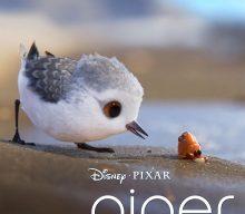 鹬《Piper 》(2016)